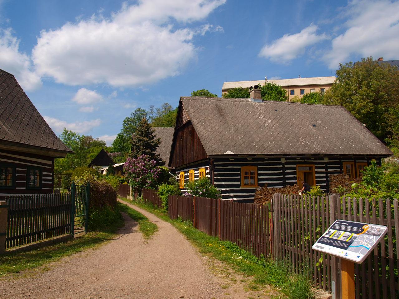 weeken w Czechach