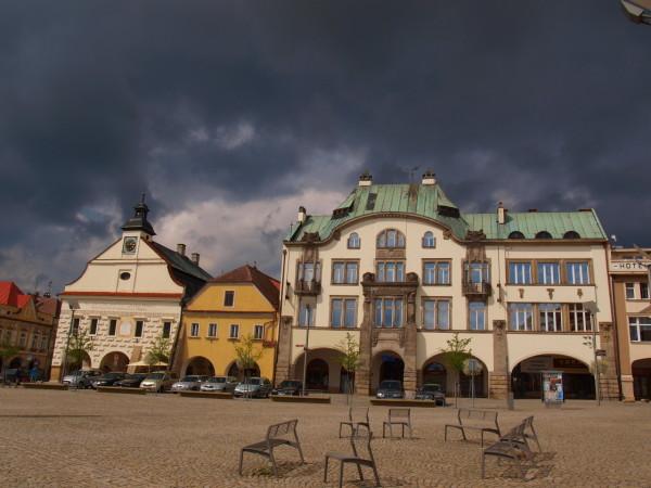 Bajeczne czeskie miasteczka