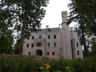 pałac wkarpnikach