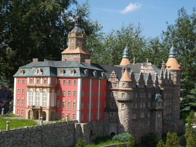 park miniatur dolnego śląska