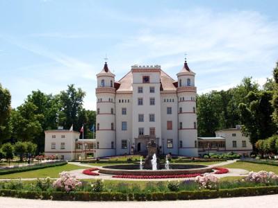 pałac wwojanowie